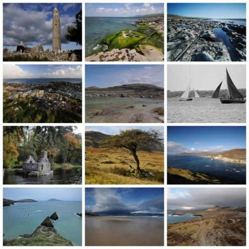 Images from the west of Ireland